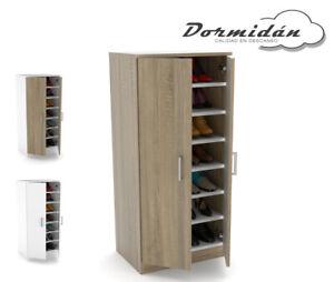 Armario-zapatero-2-puertas-7-estantes-gran-capacidad-varios-colores