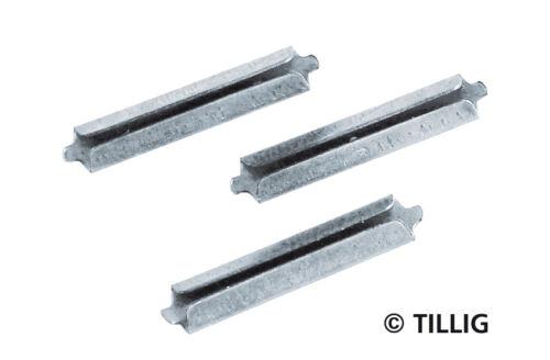 Tillig 86102-Piste h0//TT-Rails lien Blank Maillechort-NEUF dans neuf dans sa boîte