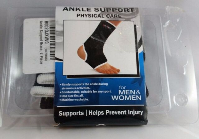 Ankle Support Brace, 2 Piece NOB