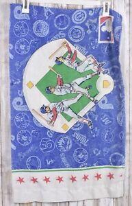 MLB-1991-Baseball-Standard-Pillowcase