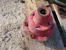 Oliver 70 Tractor Original Front Left Wheel Hub Rim To Spindle Amp Bolts Amp Cap