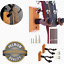 1-10Pack-Guitar-Bass-Banjo-Violin-Mandolin-Hanger-Hook-Holder-Display-Wall-Mount miniatura 3