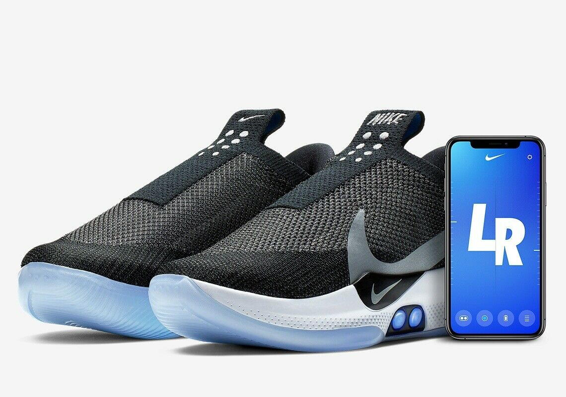 Nike Adapt BB Mens Size 11, Brand NEW, Sold out Self-Lacing shoes, A02582-001