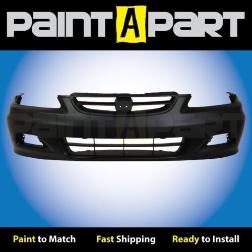 Painted PREMIUM 2001 2002 Honda Accord Coupe Front Bumper Cover