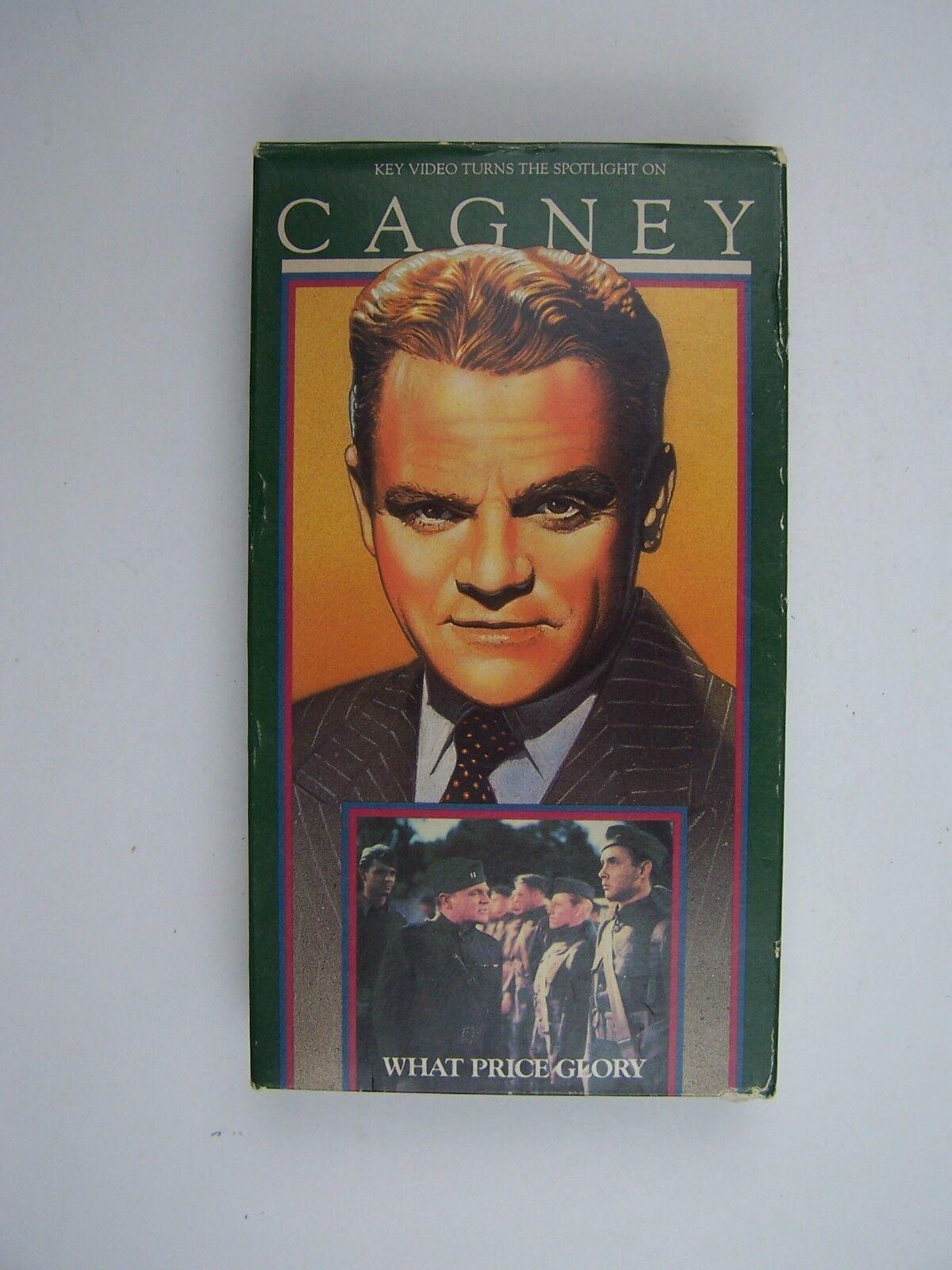 What Price Glory VHS James Cagney, Corinne Calvet 86162