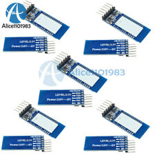 10pcs Bluetooth Serial Transceiver Module Base Board Hc 05 Hc 06 For Arduino