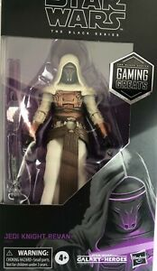 "Jedi Knight Revan Star Wars Black Series Gamestop Exclusive de jeu 6/"" Greats"