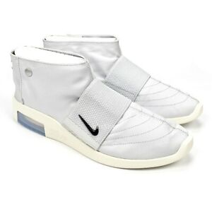 Details about NWT Nike Air Fear of God Moc Platinum Sail Men's Sneakers FOG 10 2019 AUTHENTIC