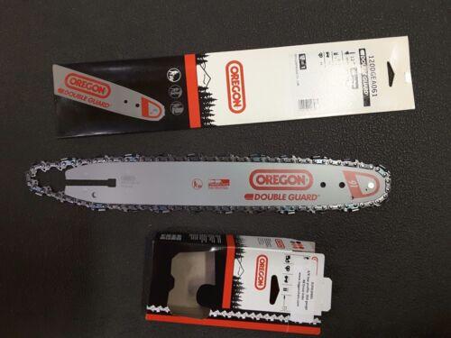 "12/"" Oregon 120DGEA061  chainsaw guide bar /&  91PXL048G chain .050 48 DL 3//8LP"