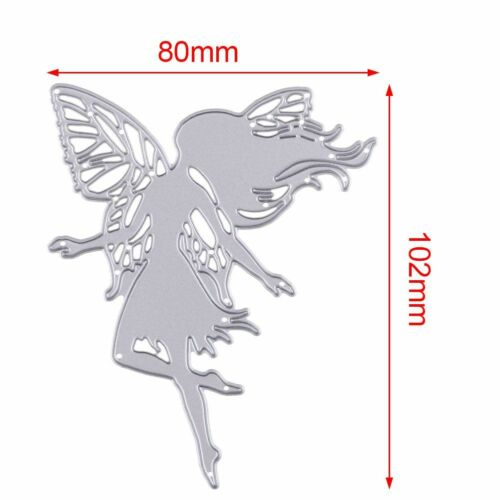 Metal Cutting Dies Stencils DIY Scrapbook Album Paper Card Embossing Craft New