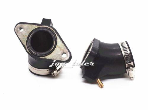 Carburetor Intake Manifold Rubber Boot For Yamaha V-STAR 650 XVS650 1998-2016