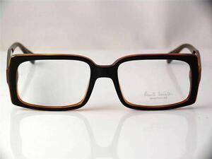 5e27daeef0d73 PAUL SMITH GLASSES BLACKMORE FRAMES BLACK BROWN HAND MADE IN ITALY ...