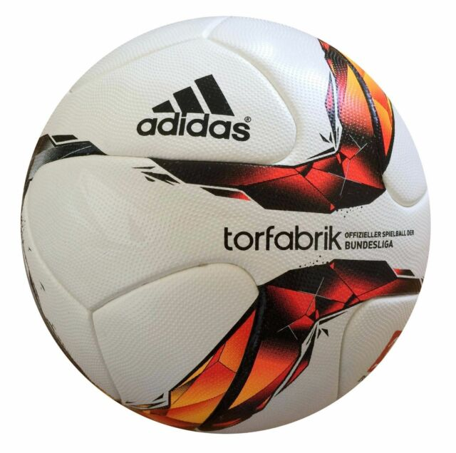 various styles buy running shoes adidas Torfabrik Bundesliga DFL 2016 Official Match Ball OMB S90211 50