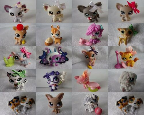 littlest petshop Lps Chien Dog Chat Cat Faon Panda etc... 1498 1138 1199 1392 -E