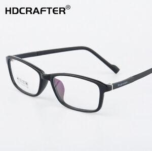 d3f81f77b48 Image is loading Unisex-TR90-Myopia-Glasses-Frame-Student-Sport-Fashion-