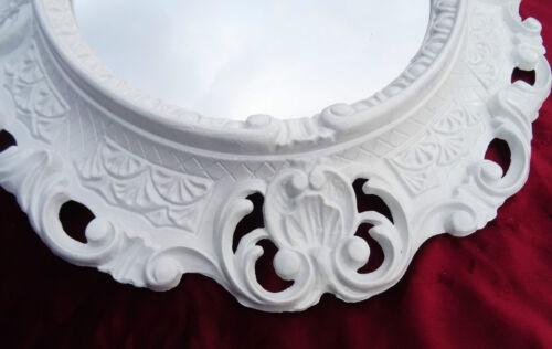 Cadre photo en Altsilber Image Photo Cadre Photo Ovale 45x38 cm Baroque Antique Repro
