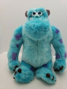 Disney-Store-Authentic-Sulley-Sully-Monsters-Inc-18-034-to-Tail-Plush-Original
