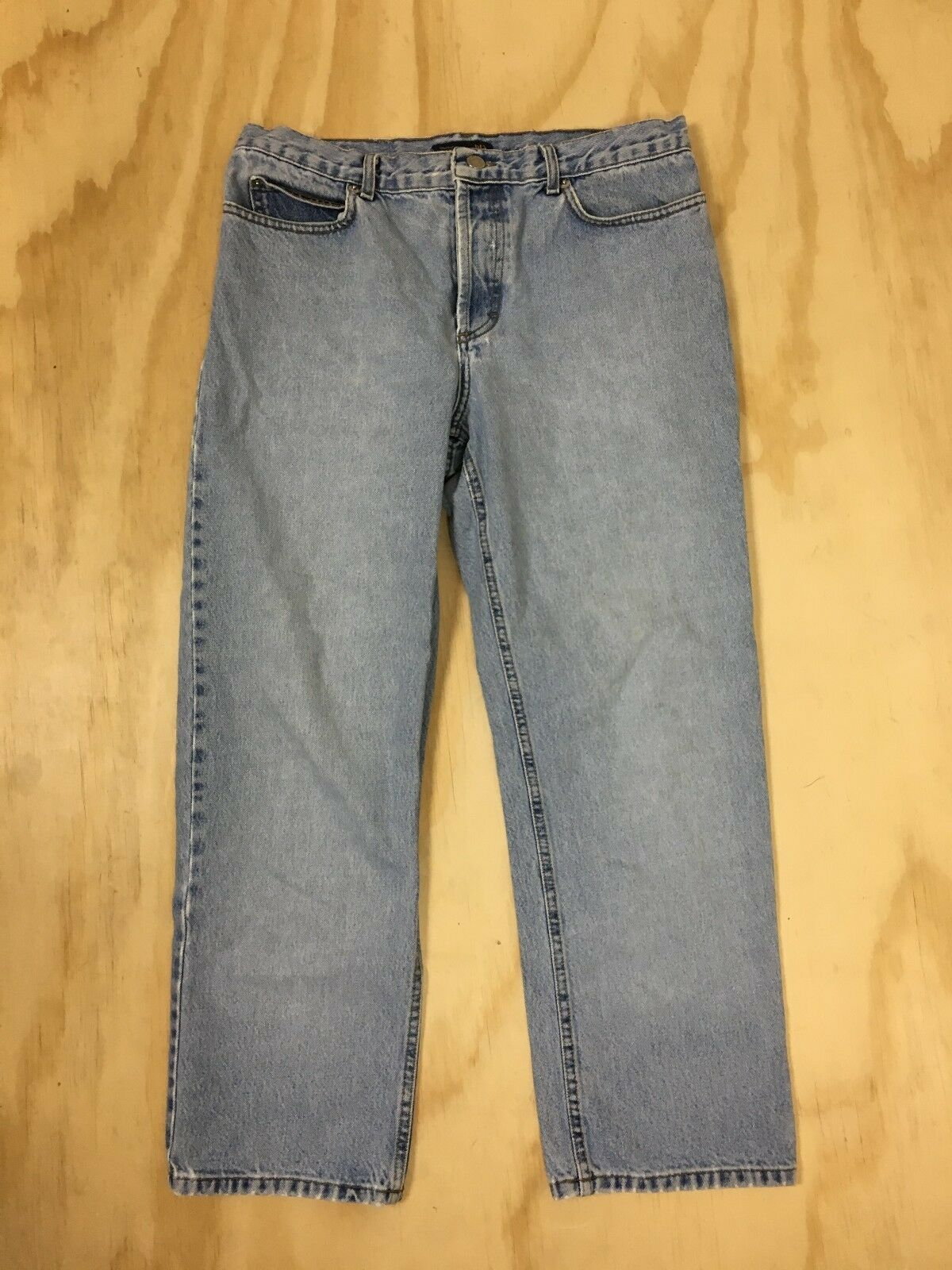 J.Crew Women's P12 31x26.5 High Rise Retro Vintage Crop Straight Button Jeans