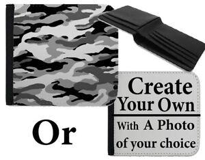Brillant Blanc Et Noir Camouflage Design Portefeuille Camouflage Armée Design Imprimé Sac à Main Sac B244-afficher Le Titre D'origine Construction Robuste