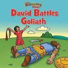 The Beginner's Bible David Battles Goliath by Zondervan (Paperback, 2013)
