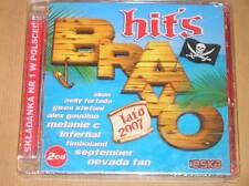 BOITIER 2 CD / BRAVO HITS LATO 2007 / NEUF SOUS CELLO