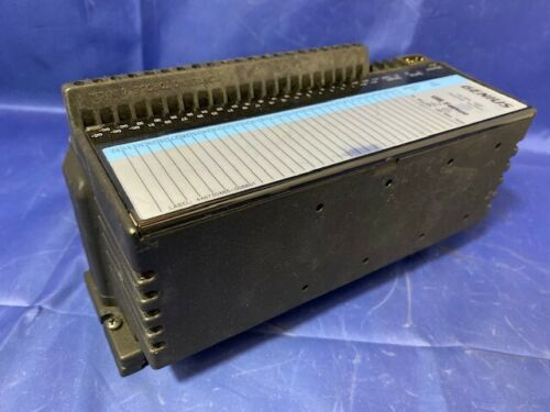 GE FANUC IC660BBD024 BLOCK W// IC660EBD024 /& IC660TBD024 12//24VDC IN//OUT SOURCE