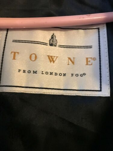 los Fog de London de 40sht Trench Coat Towne hombres R5qHqa