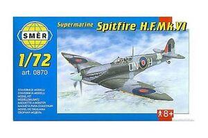 SMER 0870 1/72 Supermarine Spitfire Mk.VI