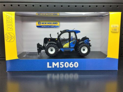 New Holland 1:32 Scale LM5060 Telescopic Forklift
