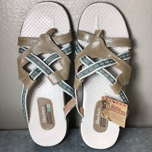 skechers outdoor lifestyle sandal blanche uk