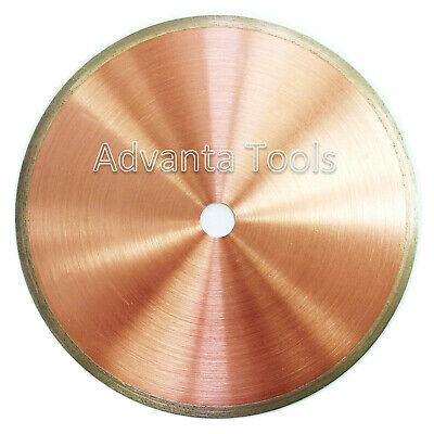 "14"" x .070/"" Supreme Sintered Ultra Thin Continuous Rim Diamond Lapidary Blade"