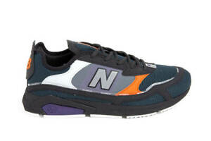 new style e4a4e 7030c Details zu New Balance X-Racer in Phantom/Orion Blue/Coral Glow MSXRCHLA  Free Ship