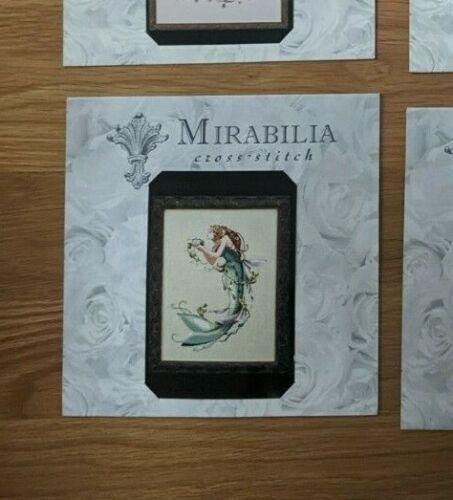 NEW NIP Mirabilia Designs MD cross stitch pattern Nora Corbett