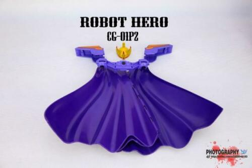 corona, mantello e spalle ROBOT Eroe RH Mantello Upgrade Kit per CG-01 STARSCREAM