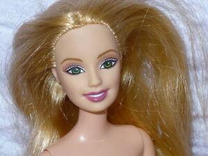 Mattel Barbie Doll Nude Naked for OOAK/Custom OLIVE SKIN