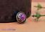 10X-Silver-Tone-Flower-Leather-Craft-Bag-Belt-Purse-Decor-Turquoise-Conchos-Set miniature 57