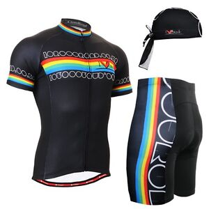 Image is loading FIXGEAR-CS-202-SET-Cycling-Jersey-amp-Shorts- 06af4c693