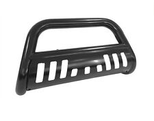 For 2001-2003 Ford F150 Black Bull Bar Grill Guard Front Bumper w/skid Plate