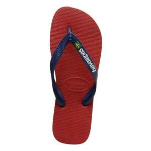 7bb9beca0b94c Image is loading Havaianas-Brasil-Logo-Sandals-Apache-Red-Havaianas-Men-