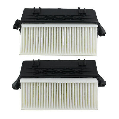 ORIGINALE MERCEDES BENZ Filtro dell/'aria 2 pezzi motore om642 300//350 CDI a6420940000