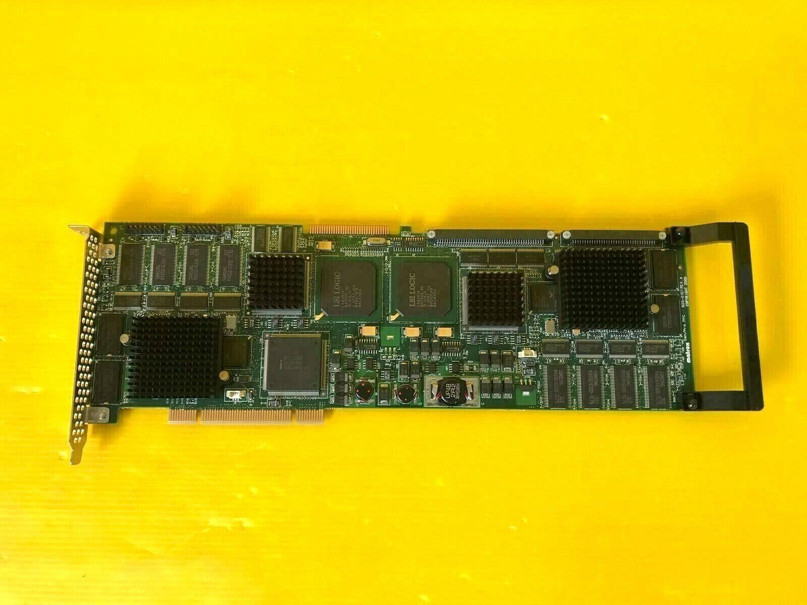 Matrox 925-0101 Board GPG4N 400 256 2 63039620258