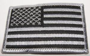 AUFNÄHER PATCH AUFBÜGLER FLAGGE USA VEREINIGTE STAATEN AMERIKA AT DIG ACU LINKS
