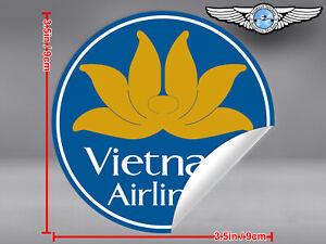 VIETNAM-AIRLINES-ROUND-LOGO-STICKER-DECAL