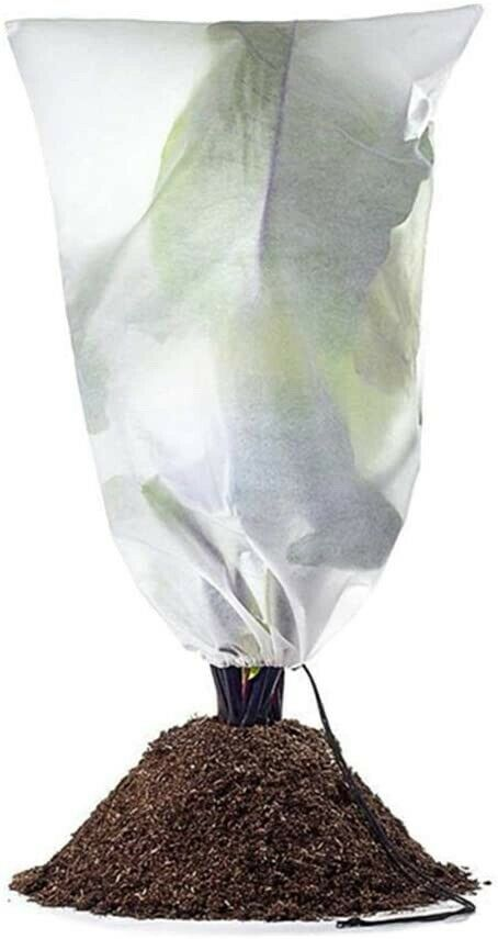 4 Pack Reusable Plant Covers for Winter 47.5