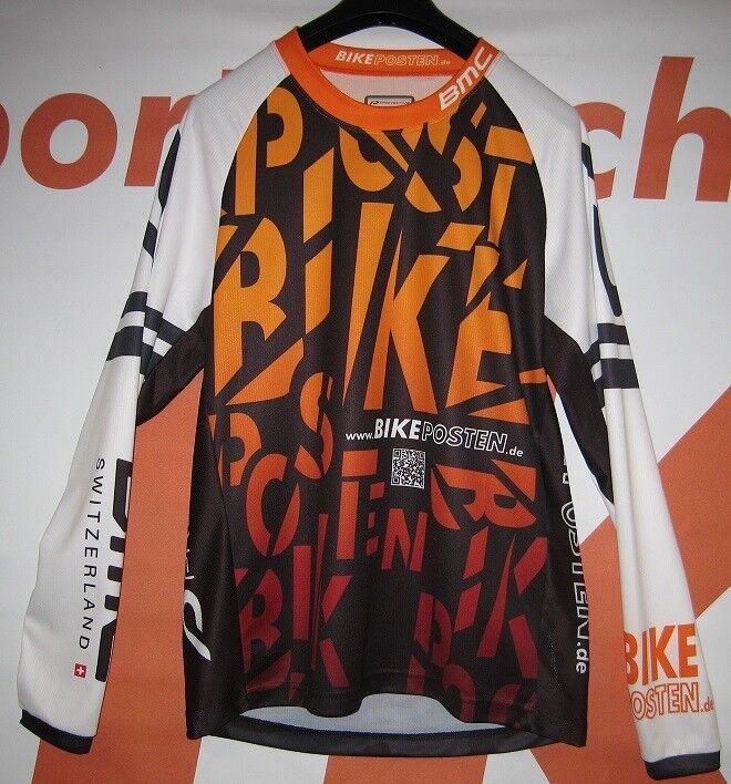 Tolles Freeride Bike Shirt Protective BMC Gr. XL  NEU