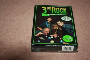 3rd Rock from the Sun - Season 3 (DVD, 2006, 4-Disc Set) *Brand New Sealed*