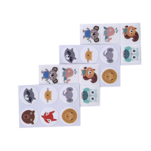 10pcs Mosquito Patch Anti-Mosquito Cartoon Repellent Patch Stickers for Childr C