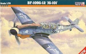 Messerschmitt-bf-109-G-12-luftwaffe-MKGS-1-72-MISTERCRAFT-limited-edition