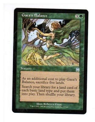Magic The Gathering ~ 1x Balance ~ REVISED ~ MP
