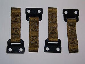 Hmmwv Hummer M998 M1038 M1025 door straps